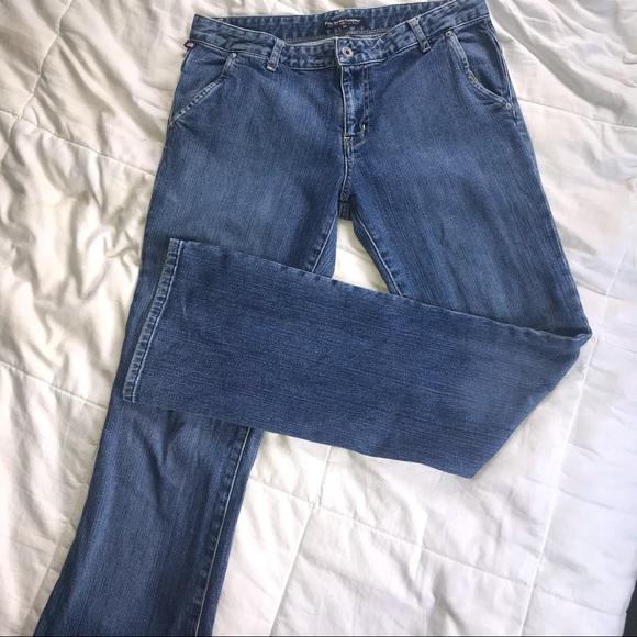 Polo Jeans Co. Ralph Lauren bootcut jeans ⛓